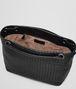 BOTTEGA VENETA MEDIUM SHOULDER BAG IN NERO INTRECCIATO NAPPA Shoulder or hobo bag D dp