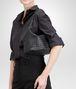 BOTTEGA VENETA SMALL SHOULDER BAG IN NERO INTRECCIATO NAPPA Shoulder or hobo bag D ap