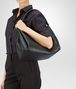 BOTTEGA VENETA PARACHUTE BAG IN NERO INTRECCIATO NAPPA Shoulder or hobo bag D ap