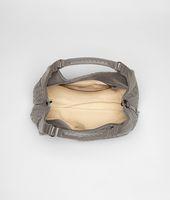 Campana Tasche aus Nappaleder Intrecciato Fume
