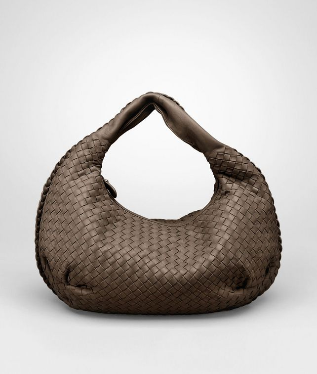 BOTTEGA VENETA Edoardo Intrecciato Nappa Bag Shoulder or hobo bag D fp
