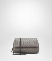 Fume Intrecciato Nappa Messenger Mini Bag
