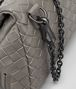 BOTTEGA VENETA Fume Intrecciato Nappa Messenger Mini Bag Crossbody bag D ep
