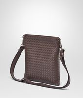 Ebano Intrecciato VN Cross Body Bag