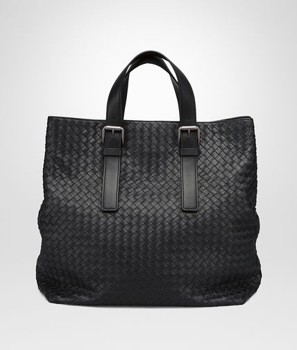 Nero Light Calf Tote