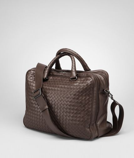 BOTTEGA VENETA - Intrecciato Light Calf Informale Bag