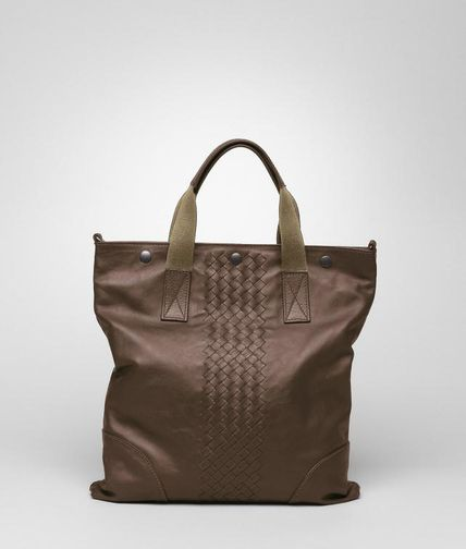 BOTTEGA VENETA - Light Calf Aquatre Bag