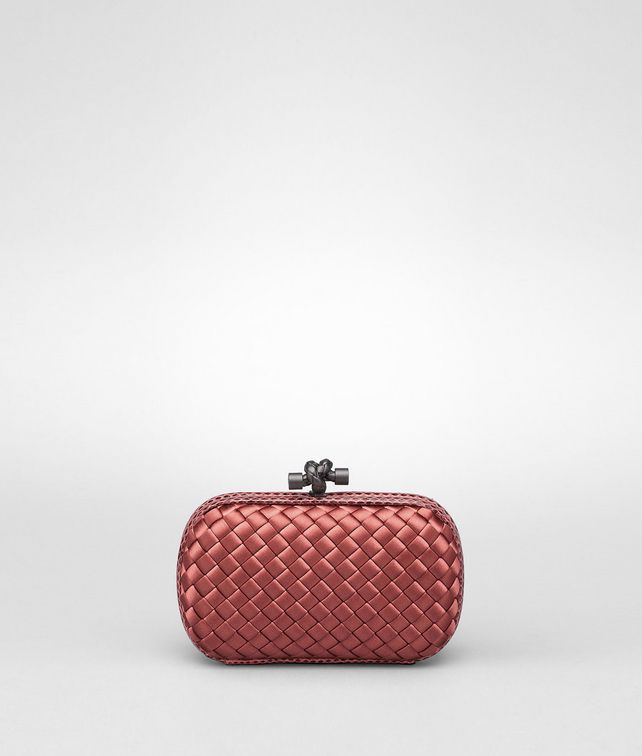 KNOT CLUTCH IN BOUCHER INTRECCIO IMPERO, AYERS DETAILS