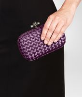 KNOT CLUTCH IN COROT INTRECCIO IMPERO, AYERS DETAILS