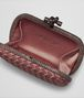 BOTTEGA VENETA KNOT CLUTCH IN APPIA INTRECCIO IMPERO, AYERS DETAILS Clutch D dp