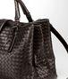 BOTTEGA VENETA Moro Light Calf Intrecciato Roma Bag Top Handle Bag D ep