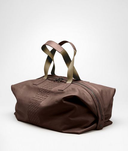 BOTTEGA VENETA - Light Calf Duffel