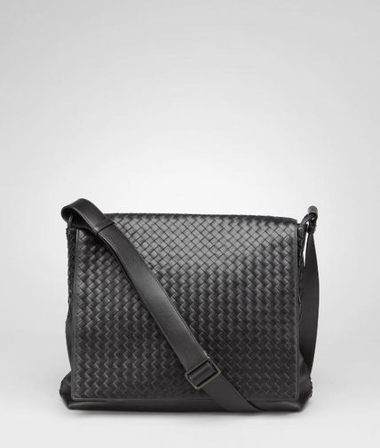 BOTTEGA VENETA - Intrecciato VN Cross Body Messenger
