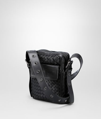 BOTTEGA VENETA - Intrecciato VN Cross Body Bag