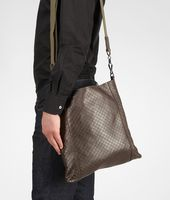 Edoardo Intrecciomirage Lave Cross Body Bag