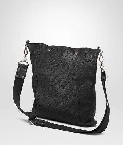 BOTTEGA VENETA - Intrecciomirage Lave Cross Body Bag