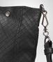 BOTTEGA VENETA Nero Intrecciomirage Lave Cross Body Bag Messenger Bag U ep
