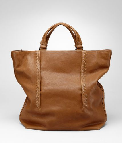 BOTTEGA VENETA - Washed Vintage Calf Tote
