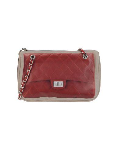 Средняя сумка из текстиля от POMIKAKI