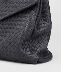 BOTTEGA VENETA - Briefcases, Ardoise Intrecciato VN Briefcase