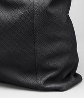 Tote Bag mit Intrecciomirage Lave Nero