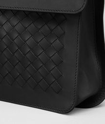 BOTTEGA VENETA - Briefcases, Nero Intrecciato Vachette Document Case