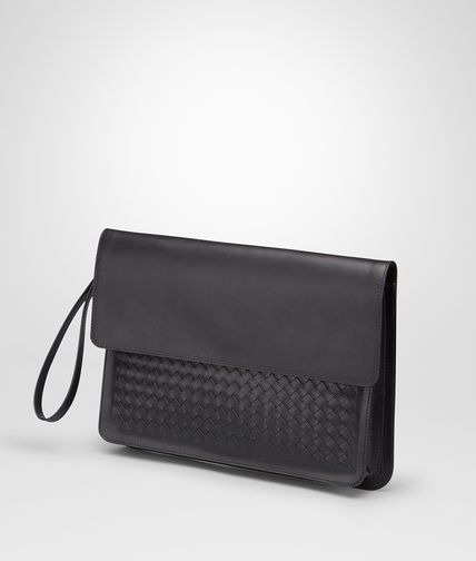 BOTTEGA VENETA - Intrecciato Vachette Document Case