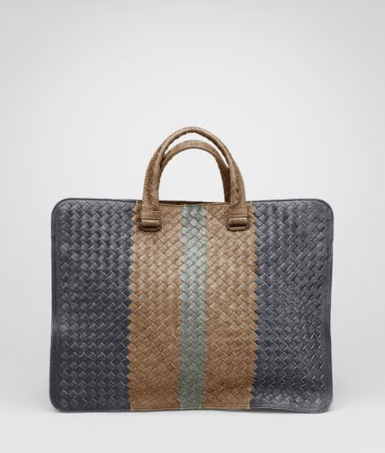 BOTTEGA VENETA - Intrecciato Club Briefcase