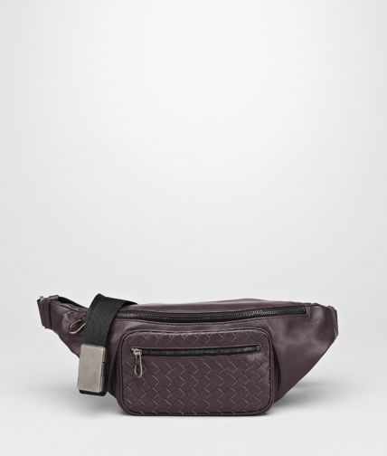 BOTTEGA VENETA - Intrecciato Light Calf Belt Bag