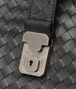 BOTTEGA VENETA Ardoise Light Calf Intrecciato Roma Bag Top Handle Bag D lp