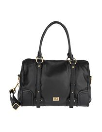 LOVE MOSCHINO - Large leather bag