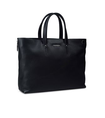 ERMENEGILDO ZEGNA: Office and laptop bag Black - 45208561TI