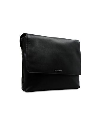 ERMENEGILDO ZEGNA: Shoulder bag Black - 45208575CA
