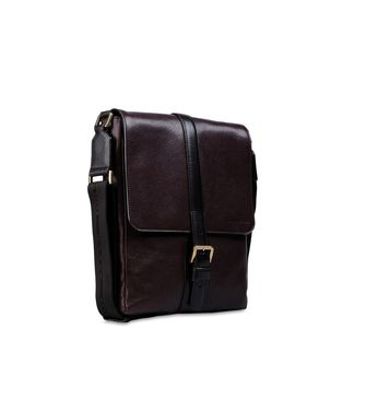 ERMENEGILDO ZEGNA: Shoulder bag Black - 45208577HB