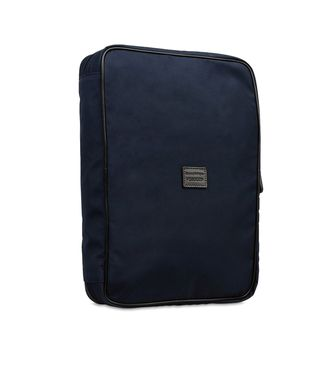 ERMENEGILDO ZEGNA: Shirt bag Blue - 45208578HX