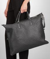 Ardoise Intrecciato Nappa Convertible Bag