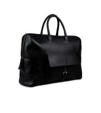 ERMENEGILDO ZEGNA: Travel bag Black - 45208621DU