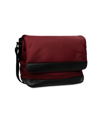 ZEGNA SPORT: Shoulder bag Dark brown - 45208623AE