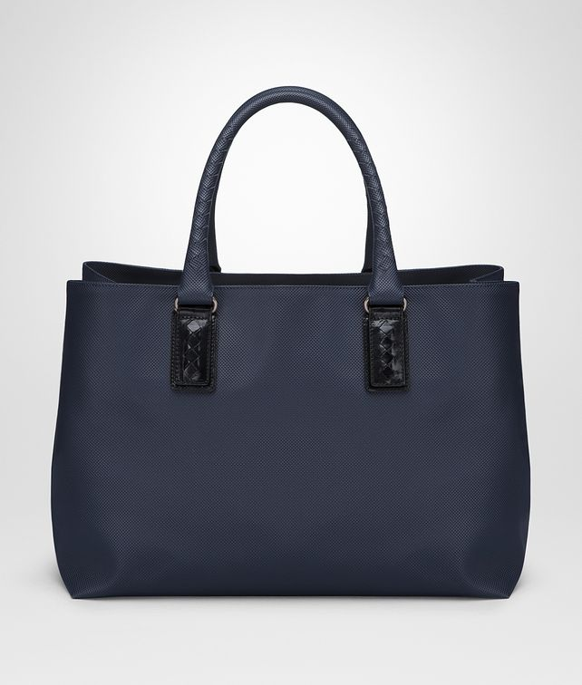 BOTTEGA VENETA TOTE BAG IN DARK NAVY MARCOPOLO Tote Bag E fp