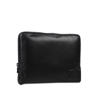 ZEGNA SPORT: Digital Case Nero - 45208929AR