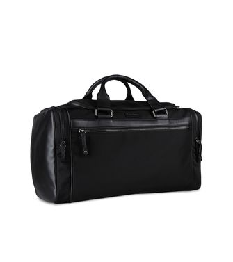 ZEGNA SPORT: Travel bag Maroon - Blue - Steel grey - 45208933RX