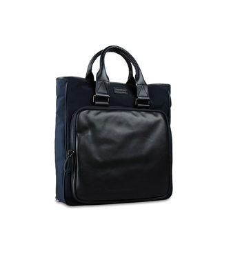 ZEGNA SPORT: Tote Bag Black - 45208961XD