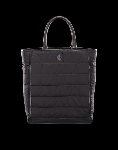 MONCLER Women - Spring-Summer 14 - HANDBAGS - Medium fabric bag - CLAIRE