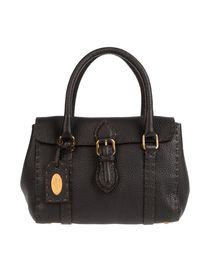 FENDI - Medium leather bag