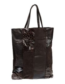 LA COLLEZIONE DI PRESSEDE - Large leather bag