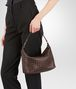 BOTTEGA VENETA Ebano Intrecciato Nappa Bag Shoulder or hobo bag D lp
