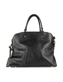 MA POCHE DROITE - Medium leather bag