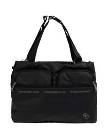 MANDARINA DUCK - Medium fabric bag