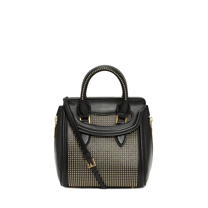 Studded Mini Heroine Alexander McQueen | Shoulder Bag | Bags