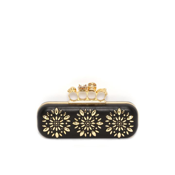Alexander McQueen, Glory Studs Knucklebox Clutch